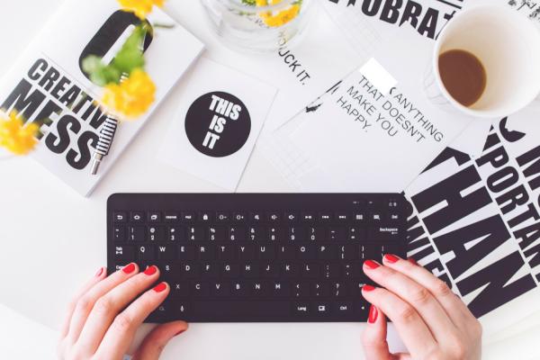 Pre-written blogs