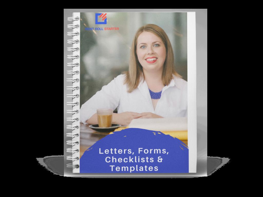 Property management letters